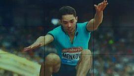 Александр Меньков стал победителем этапа Бриллиантовой лиги