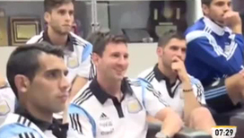 Какие видео вдохновляют футболистов перед матчем