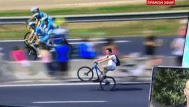 Зритель случайно стал победителем Тур де Франс