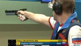 Сборная России взяла серебро на чемпионате мира по стрельбе