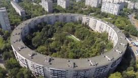 Московские дома-кольца