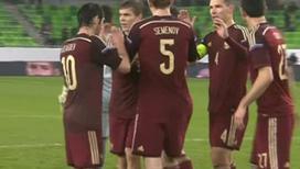 Футболисты сборной России отказались общаться с прессой