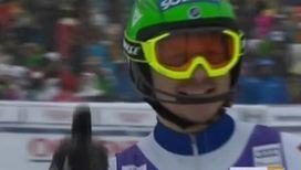 Хорошилов - новая звезда горнолыжного слалома