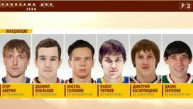 Чемпионат мира по хоккею. Предварительный состав нашей сборной