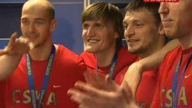 ЦСКА в четвертый раз подряд выиграл Единую лигу ВТБ