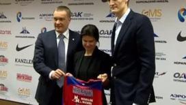 Лучший российский баскетболист баллотируется на пост президента РФБ