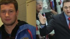 Главный тренер СКА жестоко избил врача команды