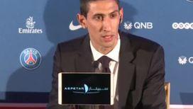 Анхель ди Мария стал самым дорогим футболистом в истории