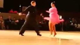 Тайм-аут. Профессиональным танцорам лишний вес не мешает