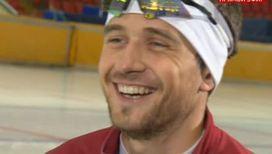 Что известного российского конькобежца мотивирует на победу