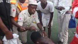 В Конго болельщики продолжают устраивать погромы