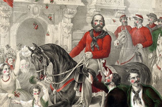 a man of much more giuseppe garibaldi essay An outline of an essay answering the question: both garibaldi and count cavour were important to the italian unification movement who played the more.